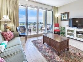 Ariel Dunes II 705 by RealJoy Vacations, serviced apartment in Destin