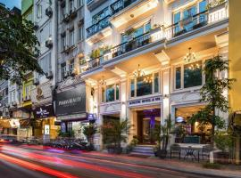 Acoustic Hotel & Spa, spa hotel in Hanoi