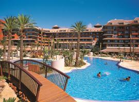 Puerto Antilla Grand Hotel, golf hotel in Islantilla