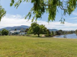Riverfront Motel & Villas, hotel in Hobart