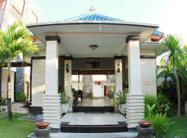 Mamo Hotel Uluwatu, hotel in Uluwatu
