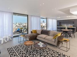 Shenkin Apartments by Master, apartment in Tel Aviv