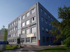 Zar-Hotel Vitalis, Hotel in Regensburg