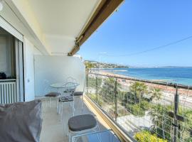Sea View Flat, beach access by GuestReady, hotel in Cannes