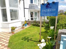 Saltwater, pet-friendly hotel in St Ives