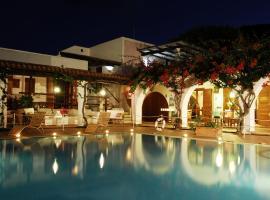Villa Saracina, hôtel à Vulcano