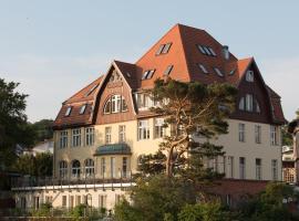 Strandvillen Heringsdorf, Hotel in Heringsdorf