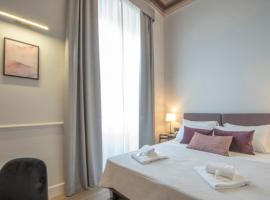 Gemini suites Navona, panzió Rómában