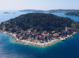 Vrnik Arts Club, luxury hotel in Korčula