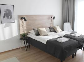 Forenom Serviced Apartments Rovaniemi Valtakatu, hotel near Santa Claus Village - Main Post Office, Rovaniemi