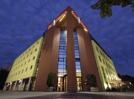 Ara Hotel Comfort, отель в Ингольштадте