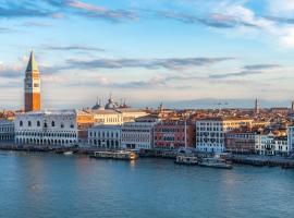 Hotel Paganelli, hôtel à Venise (Castello)