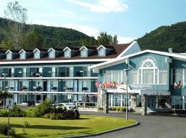 Hostellerie Baie Bleue, hotel em Carleton-sur-Mer