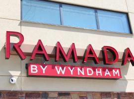 Ramada by Wyndham Bronx Terminal, accessible hotel in Bronx