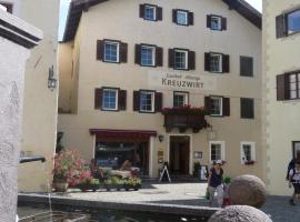 Gasthof Albergo Kreuzwirt, hotell i Völs