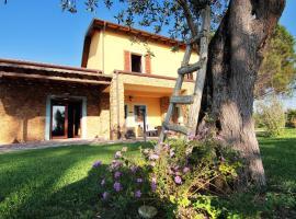 Su Passu Villa Privata, spa hotel in Fertilia
