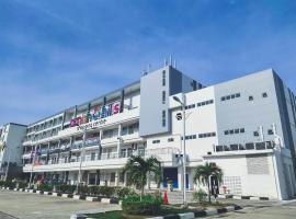 Aman Hills Hotel, hotel near Brunei International Airport - BWN,