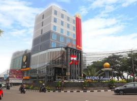 Pakons Prime Hotel, hotel in Tangerang
