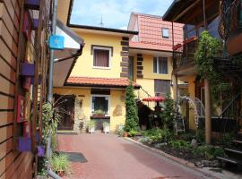 Ideal Hotel, hôtel à Vinnytsia