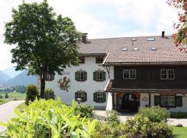 Heißenhof, Hotel in Inzell