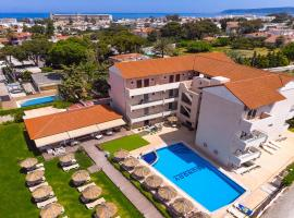 Sunday Hotel, serviced apartment in Ixia