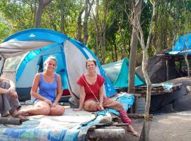 Evergreen Tent Stay & Trekking, luxury tent in Tariyod