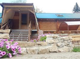 ЛесоГорье, lodge in Temnolesskaya