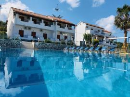 Tria Adelphia, hotel in Arillas
