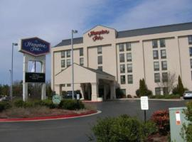 Hampton Inn Huntsville-Arsenal/South Parkway, hotel in Huntsville