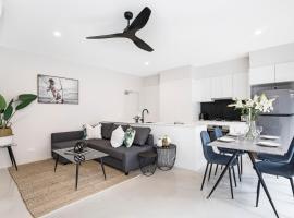 Park avenue hideaway for 4 Auchenflower Brisbane, pet-friendly hotel in Brisbane
