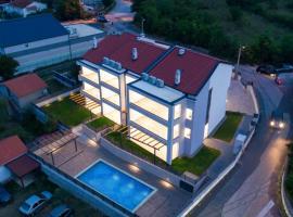 Odette Apartments, room in Šilo