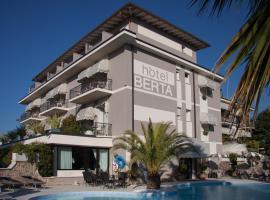 Hotel Berta, hotel en Desenzano del Garda