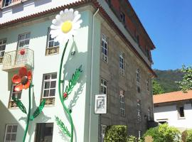 Hotel Central Jardim, hotel in Geres
