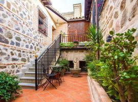 Casa de Bisagra, hotel cerca de Plaza de toros de Toledo, Toledo