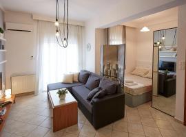 LUXURY STUDIO in Xanthi, hotel near Kipseli Park, Xanthi