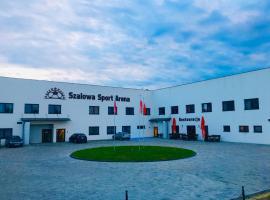 Szalowa Sport Arena, hotel in Szalowa