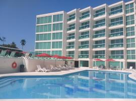 We Hotel Acapulco, hotel in Acapulco