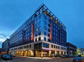Residence Inn by Marriott Boston Back Bay/Fenway, отель в Бостоне