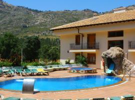 Hotel Balneario Parque de Cazorla, hotel en Arroyo Frío