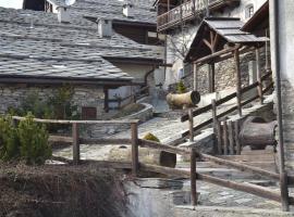 Grangia in borgo antico, appartamento a Bardonecchia