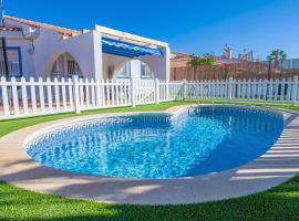 Villa Julia, hotel a prop de Delta de l'Ebre, a Riumar