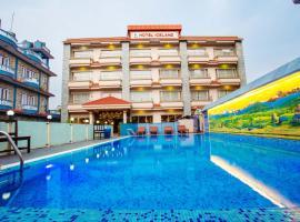 Hotel Iceland, hotel in Pokhara