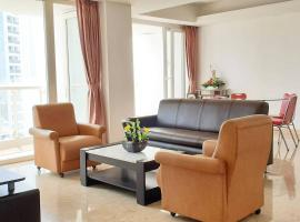 Royale Springhill Residences Spacious 200ms Condo for 8, pet-friendly hotel in Jakarta