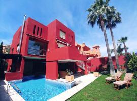 Villa Familiar de Playa, hotel in Motril