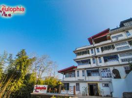 The Eulophia, hotel near Enchey Monastery, Gangtok