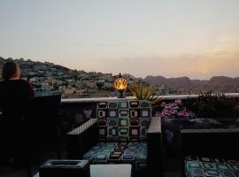 Tetra Tree Hotel – hotel w mieście Wadi Musa
