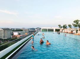 Utopian Homes at Silk Avenue, accessible hotel in Kota Kinabalu