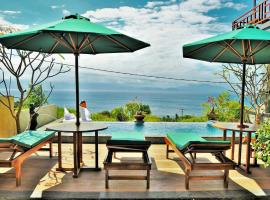 D' Artha Cottage, hotel in Nusa Penida
