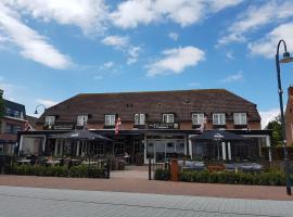 Hotel Restaurant 't Trefpunt, hotel near Hardinxveld-Giessendam Station, Made