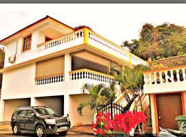 Villa De Plumeria 4Bhk Pvt Pool WiFi 1km Candolim beach